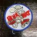 70's WDP RINK RAT FINK ミッキーマウス ラットフィンク ワッペン ローラースケート