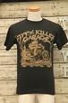 HIPPY KILLER(ヒッピーキラー)Tシャツ Sサイズ サザンカリフォルニア 黒 【BIK-t-21】