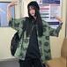 【トップス】学園風半袖POLOネックシャツ20022206