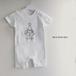 BABY ロンパース 【nice girl】
