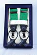 AtelierF&B Dot Suspender -Green アトリエF&B サスペンダー