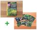 「はじめての小さな庭の花図鑑」+「オリジナルポストカード10枚セット」