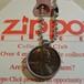 ★アメリカ zippo[ジッポー]幸運のペニーコイン キーリング&タグ1974年