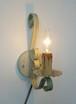 アイアンブラケット1灯(ホワイト)