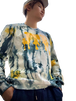 【JTB】パーカーカモフラージュ 【イエロー】イタリアンウェア《M&W》