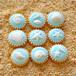 海辺の宝石(9個入り) アイシングクッキー