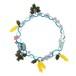 花をあむネックレス【ひびのこづえ】 ビーズアクセサリー