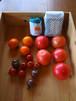【送料込】トマ手箱⑦ トマト<小>+青トマスコ+米粉むしぱんミックス1種 3200円