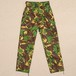 OLD BRITISH ARMY CAMOUFLAGE PANTS DEAD STOCK