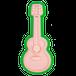 アコースティックギター 0438