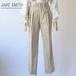 JANE SMITH/ジェーンスミス・Sideline Three Tuck Pants
