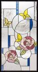 本物のステンドグラス ピュアグラス ステンドグラス (株)セブンホーム  SH-A48