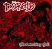DORAID/BLOODSUCKING HELL EP(7inchレコード+プレスCD封入)