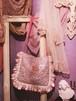 """""""rose"""" flill shoulder bag"""