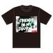 """Friends In My Journey Tour"" T-SHIRTS ブラック"