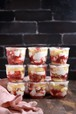 低糖質いちごショートケーキ(9個セット)Keto Strawberry Shortcake (9 cups)