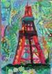 TV tower 「光を浴びて」