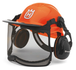 ハスクバーナ フォレストヘルメット ファンクショナル一式