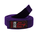 WAR TRIBE GEAR ブラジリアン柔術帯  紫帯