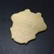 木製コースター(ワニ)