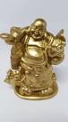 龍亀に乗った黄金の布袋