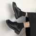 レディース 革靴 ローファー オックスフォード おじ靴 マニッシュ ラウンドトゥ レースアップ 厚底 合皮 革 黒 ブラック 茶 ブラウン 秋冬 かわいい おしゃれ 韓国