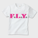 F.L.Y. Kids T-Shirt (PNK)