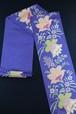 袋帯 西陣織 西洋装飾花紋