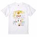 男女共用Tシャツ『ナツねこ』―プレミアムプリント