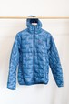 【OGZ USED】Patagonia Micro puff hoody  / サイズ: S / 色: Lapiz Blue / パタゴニア マイクロ・パフ・フーディ