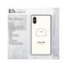【予約商品/~8月下旬までのお届け】スクエア ハイブリッドiPhoneケース_SPC44【ツンデレあざらし】TH