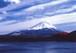 富士山・幕開け(縁起の良い奇跡の開運写真  山中湖畔で撮影された霊峰富士山=不死)