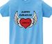 松葉絢香オリジナルTシャツ Ver.HAPPY PARADISE