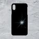 【iPhoneXS/X対応】ガラスひび割れvol.2ハードケース#割れてる!デザイン