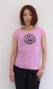 【JTB】 LOGO ストレッチ Tシャツ【ライトピンク】【新色】イタリアンウェア【送料無料】《W》