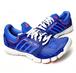 【50%OFF!】adidas adipure trainer  トレーニング シューズ (ブルー)  レディース