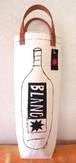 ワインバッグ / WINE bag E「シルバー シャンパーニュ」キナリ