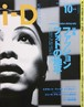 i-D JAPAN 1992年10月号 No.13 特集 ファッション フォトの地平