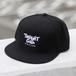 GIG FLAT CAP(BLACK)