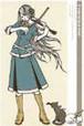 ワカマツカオリポストカード/W-011