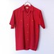 BOWLING  SHIRT (RED)