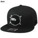 【HITODAMA CAP】Black(Limited 10 × 3colors)