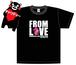 FROM LOVEオフィシャルTシャツ(S,M,L,XL)
