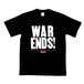 WAR ENDS(T-SHIRT)