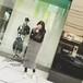 【即納】 マキシ丈ニットワンピース