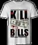 Kill Bills (Dead Presidents) T-shirt - White