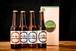 伊豆の地ビール 8本入りセット(ゴールド4本・アンバー2本・ブラック2本)