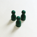 緑 木製ポーン(約75個)