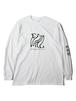 """""""EOKL"""" L/S T-Shirts (White)"""