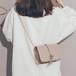 【小物】カジュアルファッションシンプルチェーン肩掛け斜め掛けバッグ18810883